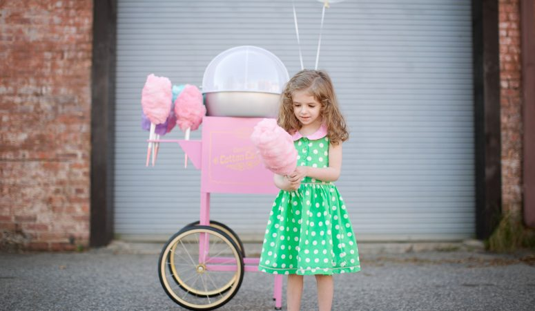 Cotton Candy Sessions | Imagination Mini Event | Greensboro, NC Photographer