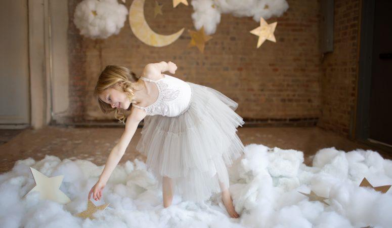 Allie | Stars & Clouds | Imagination Mini Event | Greensboro, NC Photographer