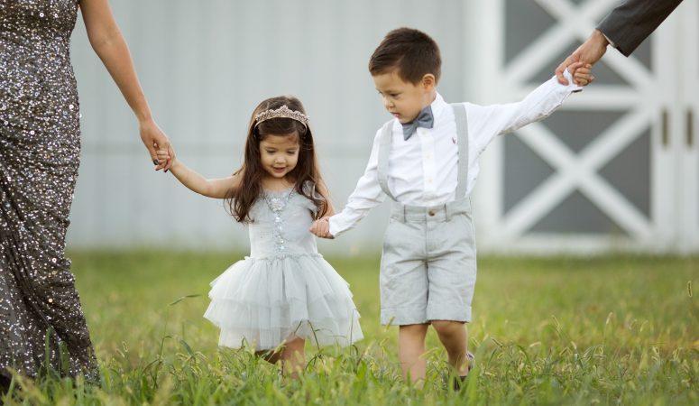 H Family | Very Merry Minis | Greensboro, NC Photographer | Patty K Photography