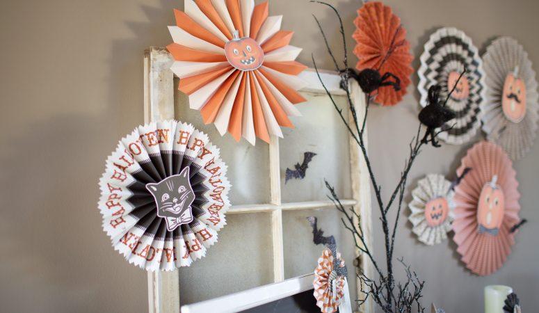 Halloween Decorating | Home Decor | Patty K Photography