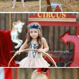 Circus  Sessions | Greensboro, NC Photographer | Patty K Photography