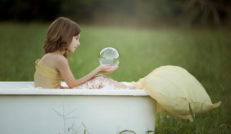 Magic & Mermaids | Bri | Greensboro, NC Photographer | Patty K Photography