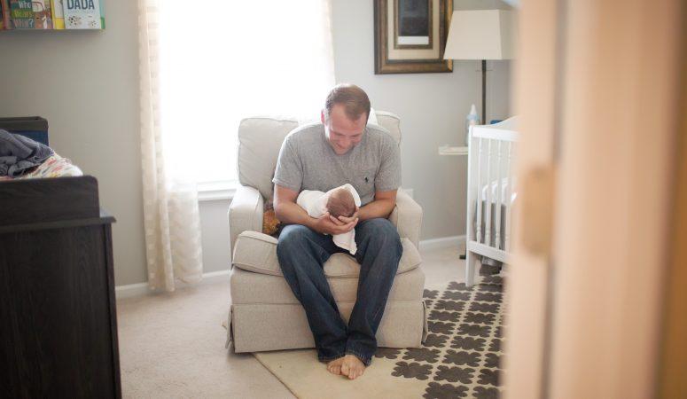 M Family | Lifestyle Newborn | Raeford, NC Photographer