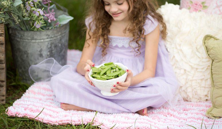 Cupcakes & Peas | Princess Pea | Imagination Minis | Patty K Photography