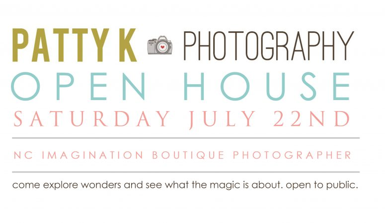 PKP OPEN HOUSE | Greenboro Nc Photographer | Patty K Photography