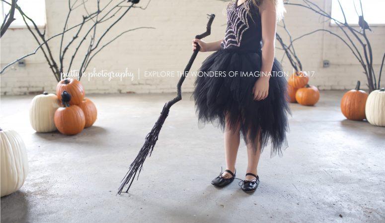 Some Hocus Pocus | Halloween Mini Sessions | Greensboro NC Photographer