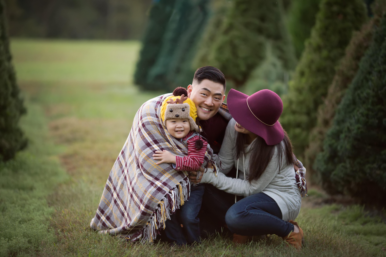 Tree Farm Magic | Very Merry Minis | Greensboro NC Photographer