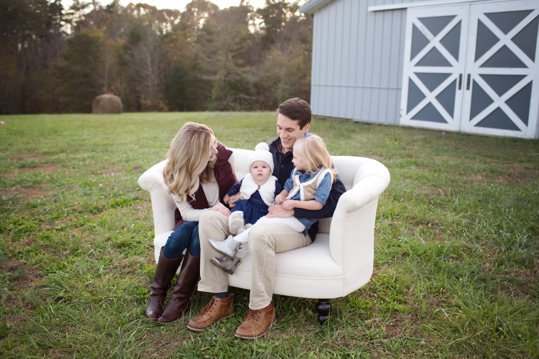 S Family | Very Merry Minis | Greensboro NC Photographer