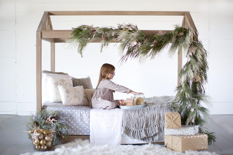 Sugar Plum | Pajama Sessions | Greensboro NC Photographer