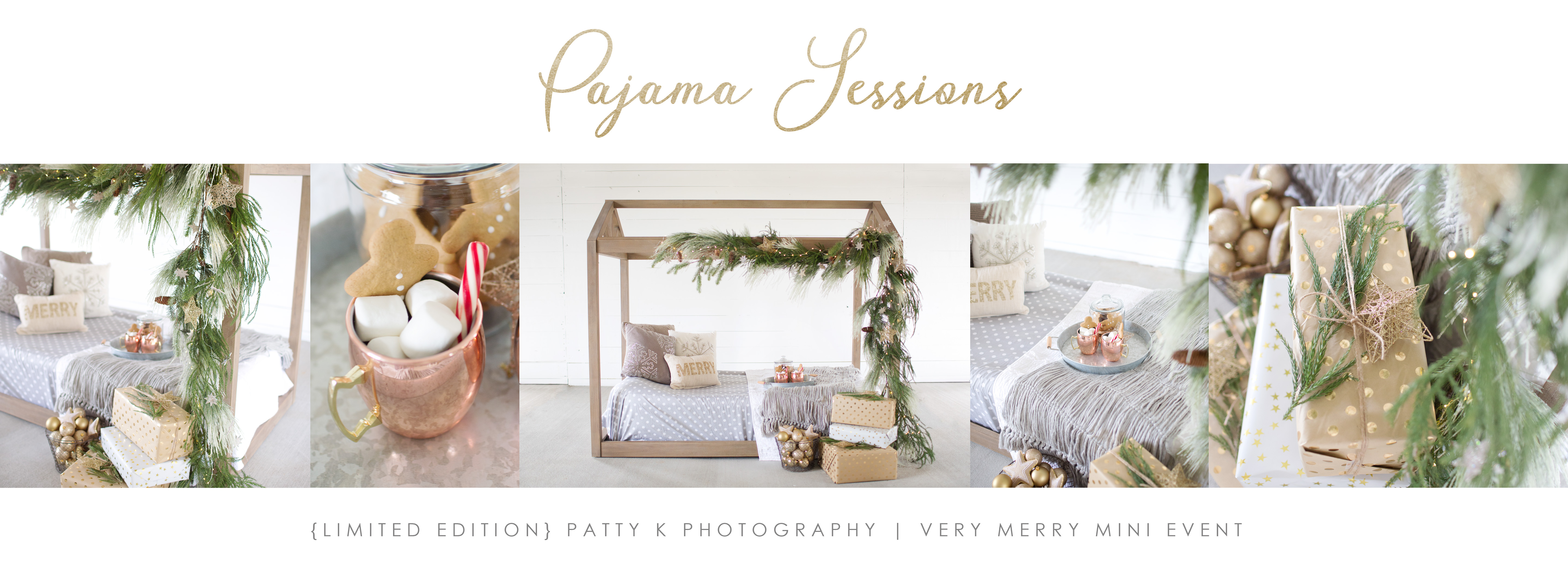 Pajama Sessions | Patty K Photography | Triad NC Photographer