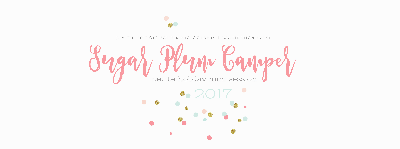 Sugar Plums & Snow | Sugar Plum Camper Sessions | Greensboro NC Photographer