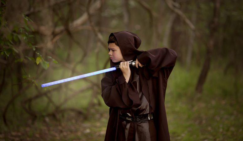 The Jedi | Imagination Sessions | Greensboro NC Photographer