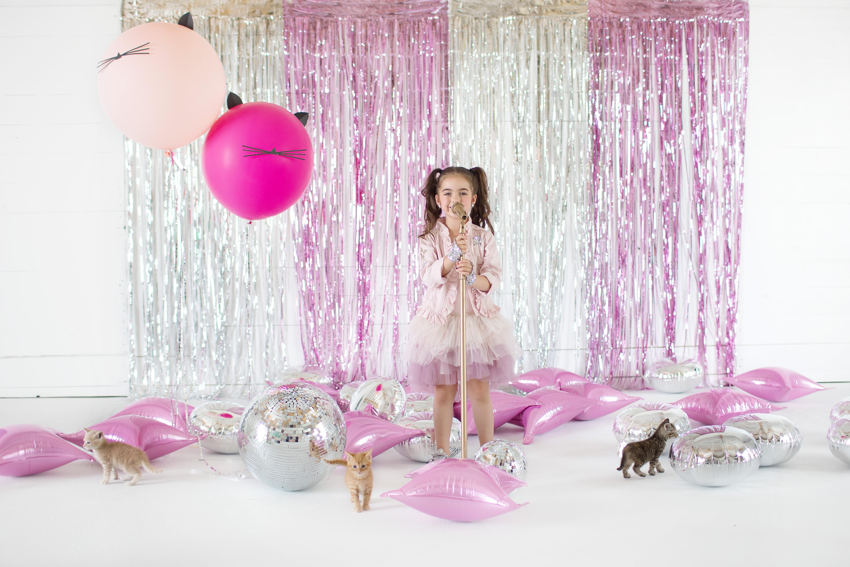 Kitten Superstar | Part 1 | Imagination Session | Greensboro NC Child Photographer
