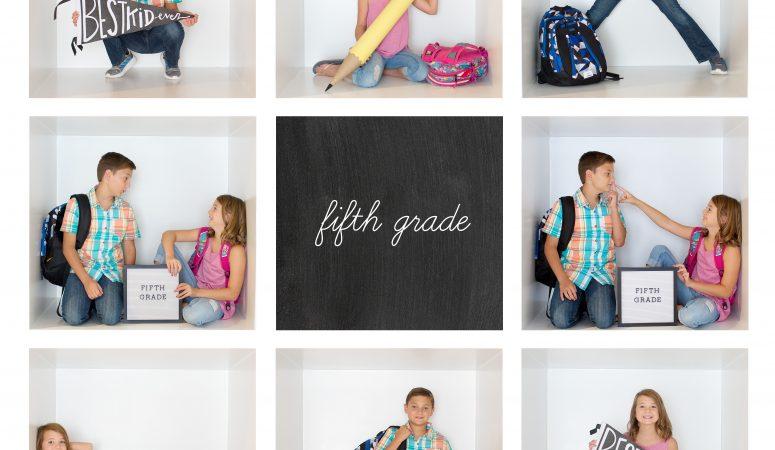 Back to School Sessions | Mini Event | Greensboro NC Child Photographer