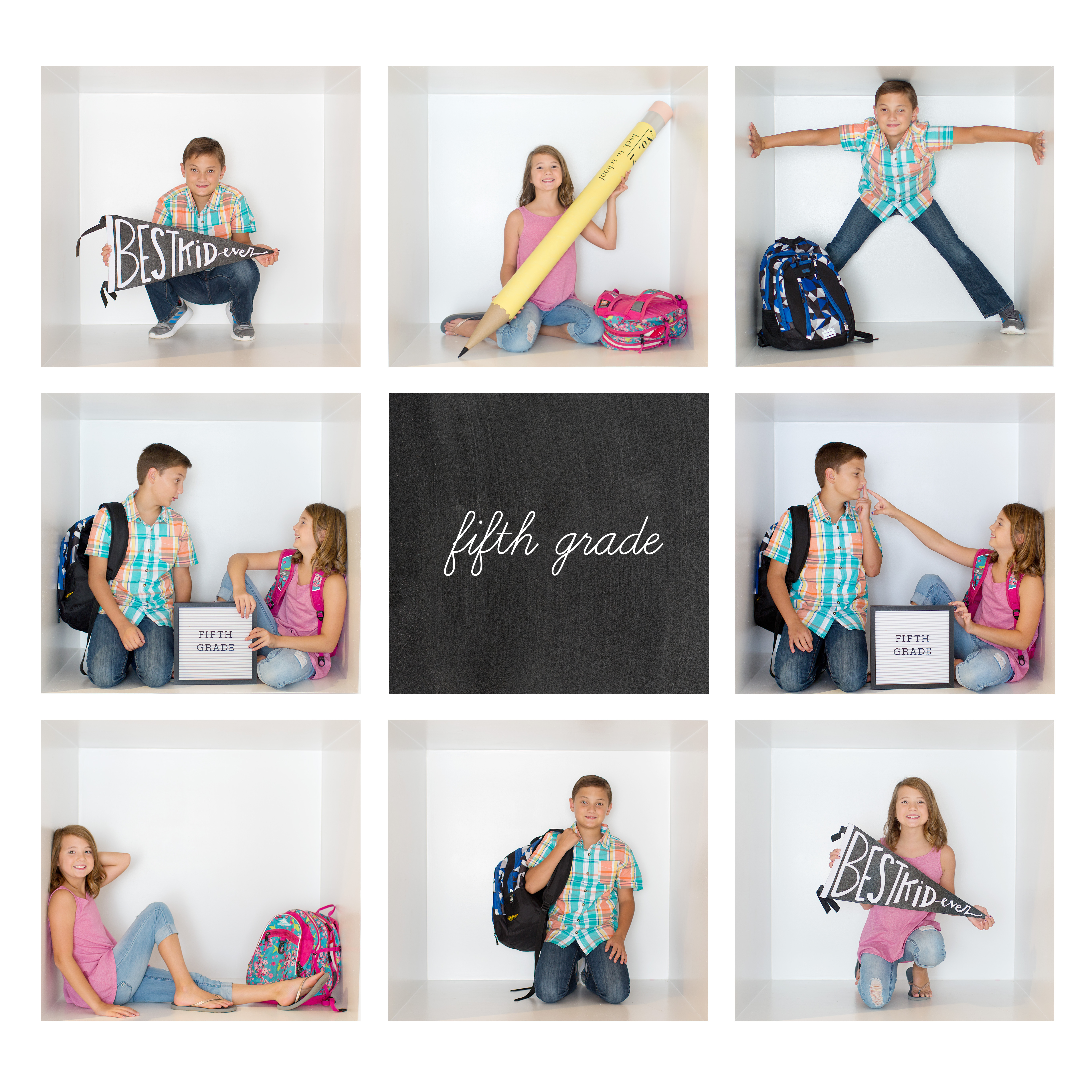 Back to School Sessions | Mini Event | Greensboro NC Child Photographer