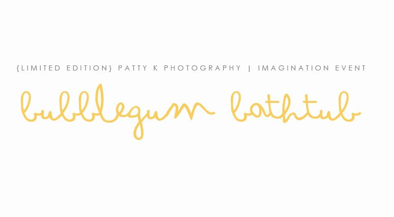 Bubblegum bathtub sessions   imagination minis   greensboro nc child photographer