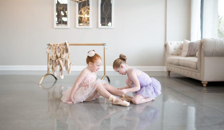 Ballerina Magic | Imagination Mini Session | Greensboro NC Child photographer