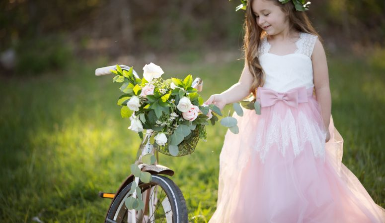 SPRING SWING | IMAGINATION MINIS | GREENSBORO NC CHILD PHOTOGRAPHER