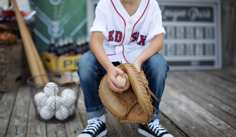 SANDLOT | IMAGINATION MINI | GREENSBORO NC CHILD PHOTOGRAPHER
