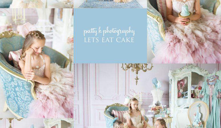 LETS EAT CAKE | IMAGINATION SESSIONS | GREENSBORO CHILD NC PHOTOGRAPHER